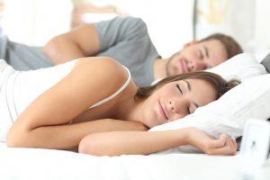 Schlafplatz strahlenfrei